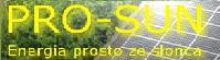 PRO-SUN – Systemy słoneczne