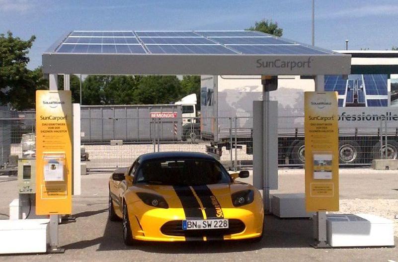 Car Port – podwójna funkcja garażu samochodowego.