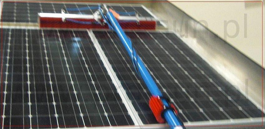 Przegląd i konserwacja instalacji fotowoltaicznej
