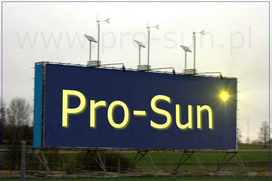 Reklama zasilania hybrydowym źródłem energii elektrycznej