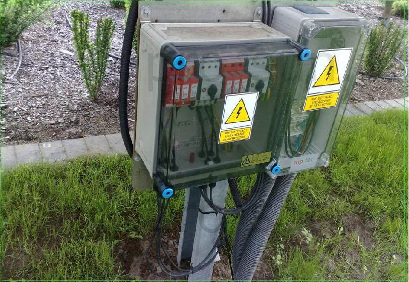 Podłączenie instalacji fotowoltaicznej do sieci energetycznej