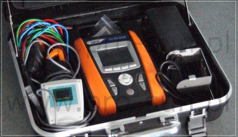 Pomiary elektryczne instalacji fotowoltaicznej