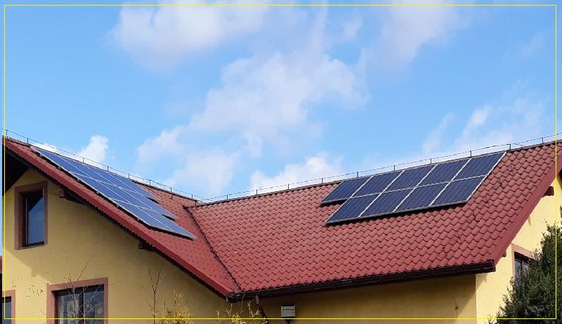 Instalacja PV na różnych dachach